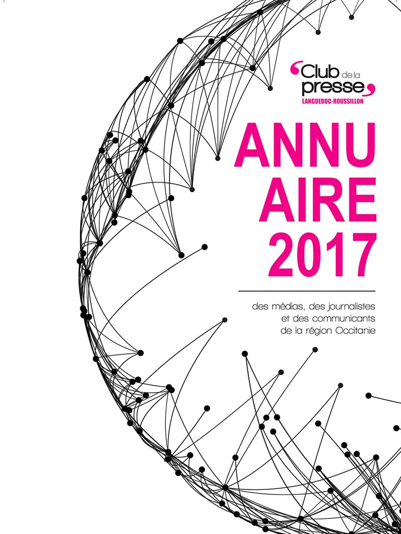 Club de la presse Occitanie - acheter l'annuaire