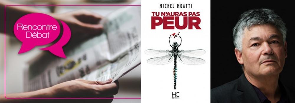 Rencontre/Débat avec Michel Moatti
